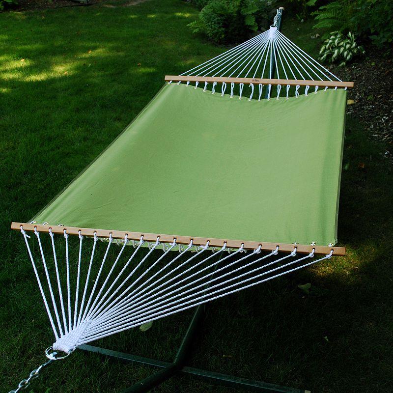 Algoma Fabric Double Hammock - Outdoor
