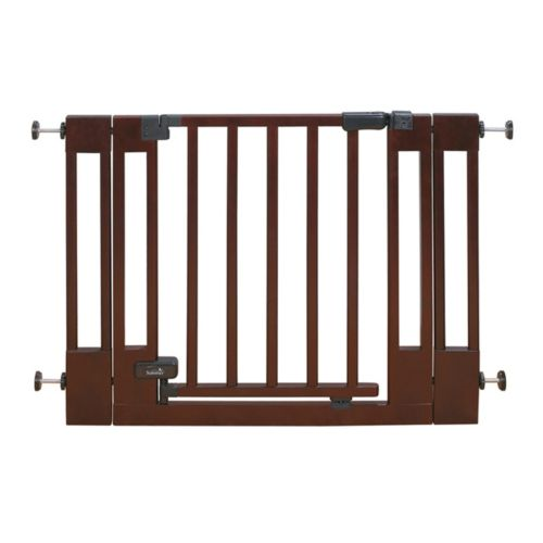 Summer Infant Sure and Secure Deluxe Top of Stairs Walk-Thru Gate