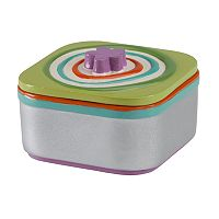 Creative Bath All That Jazz Cotton Ball Jar