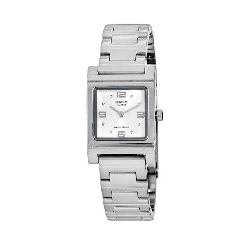 Casio Stainless Steel Watch - Women
