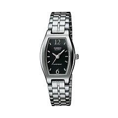 Casio Women's Stainless Steel Watch LTP1254D-1A