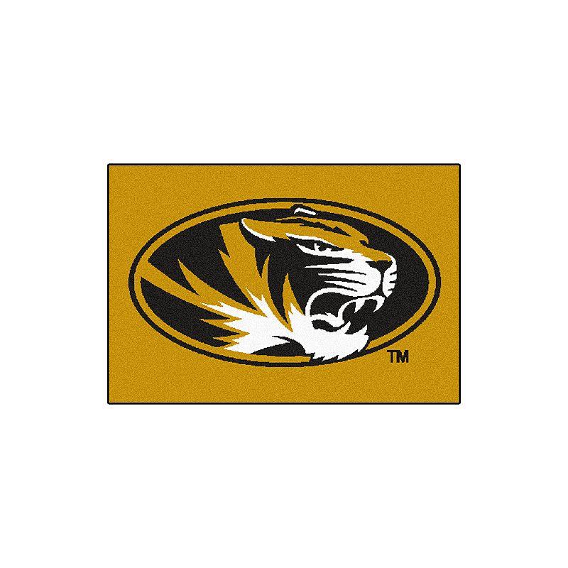FANMATS Missouri Tigers Rug