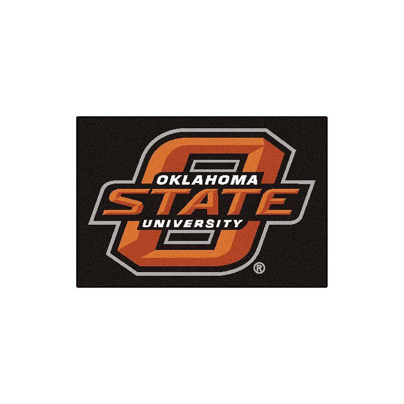 FANMATS Oklahoma State Cowboys Rug