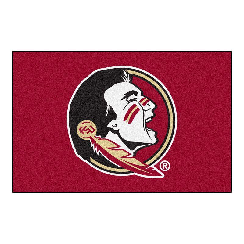 FANMATS Florida State Seminoles Rug