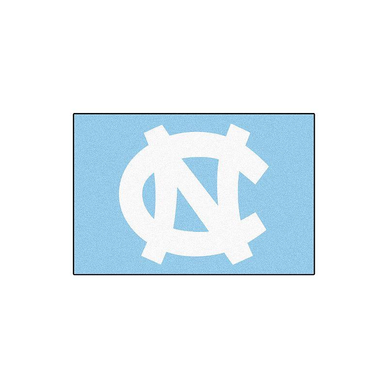 FANMATS North Carolina Tar Heels Rug