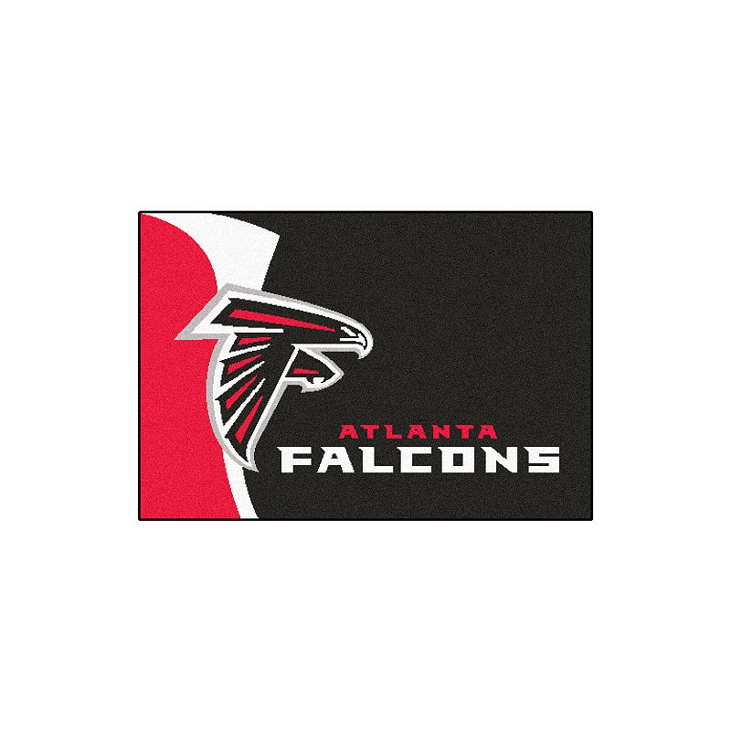FANMATS Atlanta Falcons Rug