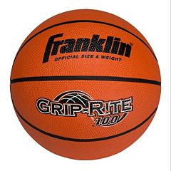 Franklin Sports B7 Grip-Rite 100 Rubber Basketball by