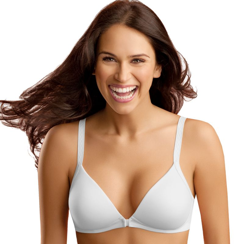 Warner's Bra Invisible Bliss Front-Closure Wireless - 1055