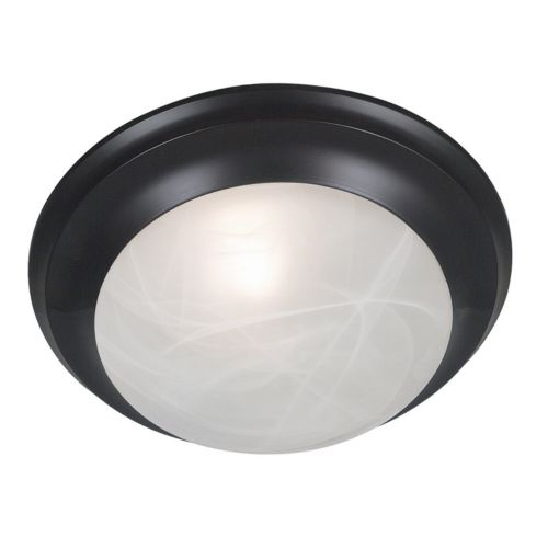 Dickens 1-Light Flush Mount Ceiling Light