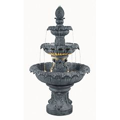 Costa Brava Outdoor Fountain by