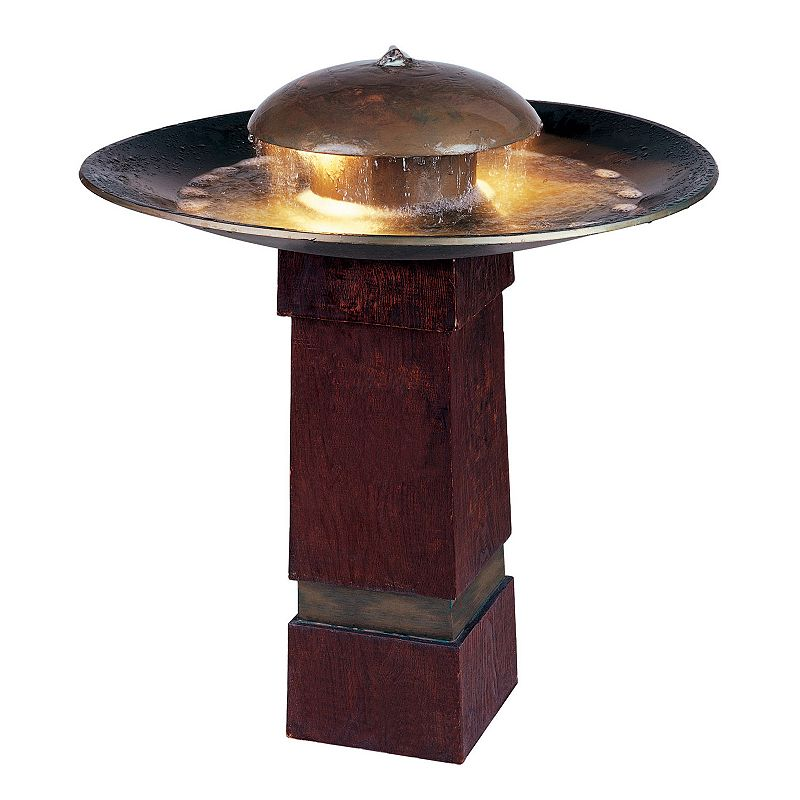 Portland Sound Floor Fountain - Outdoor
