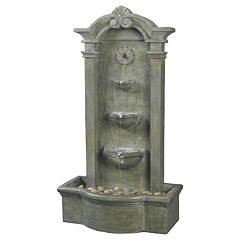 Sienna Floor Fountain Outdoor by