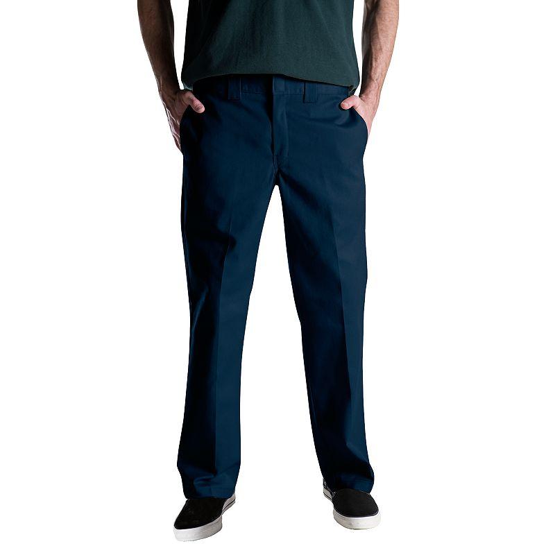 Men's Dickies Slim Straight Fit Twill Work Pants