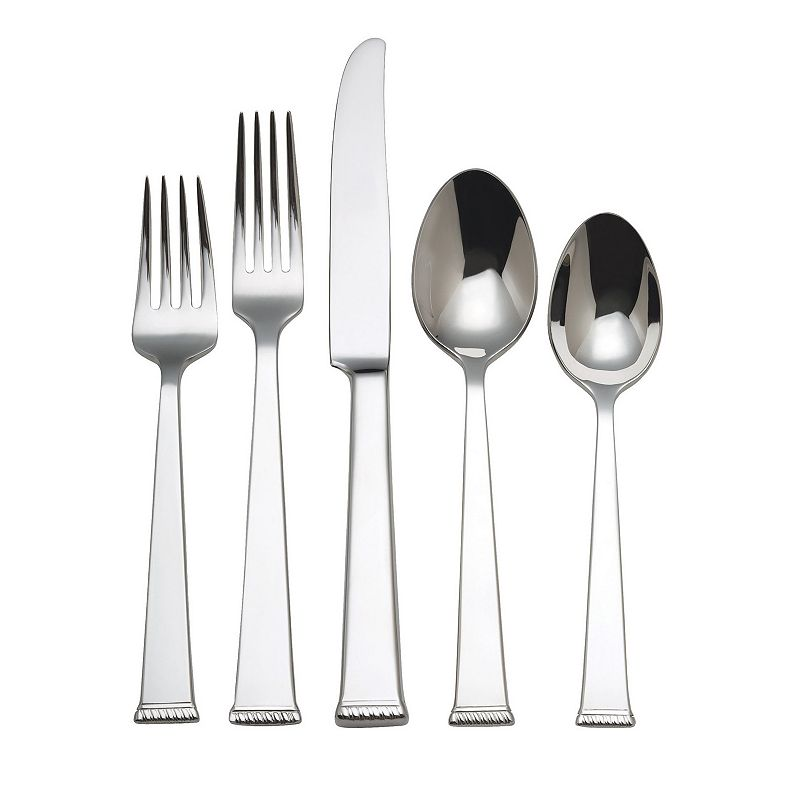 Reed and Barton 65-pc. Classic Braid Flatware Set