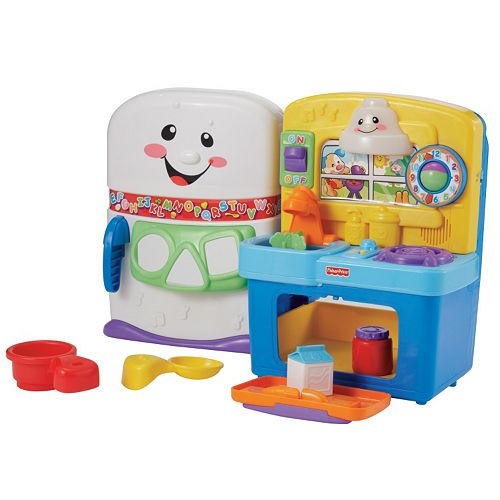 Fisher Price Laugh And Learn Learning Kitchen