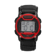 Armitron Women's Instalite Digital Chronograph Sport Watch 45/7004RED
