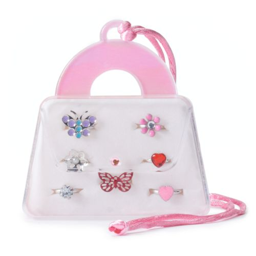 Fantasia 8-pc. Purse Ring Box Set - Kids