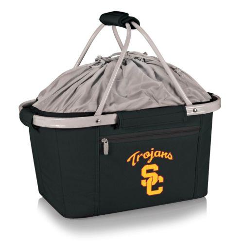 USC Trojans Insulated Picnic Basket