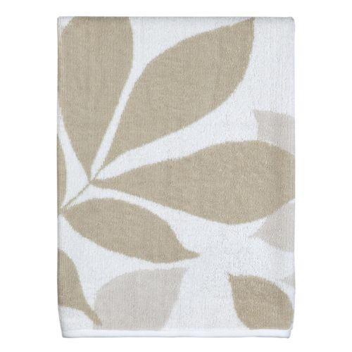 Creative Bath Shadow Leaves Bath Towel