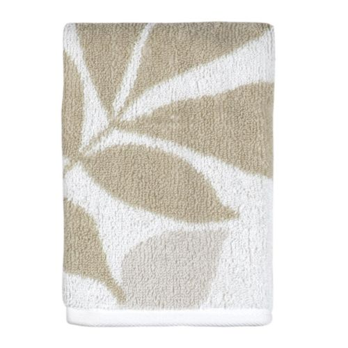 Creative Bath Shadow Leaves Washcloth