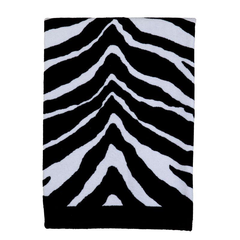 Creative Bath Zebra Bath Towel