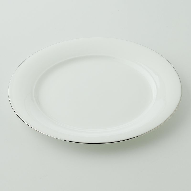 Royal Doulton Fusion Platinum Dinner Plate