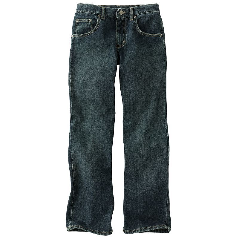 Boys 8-20 Lee Relaxed Straight-Leg Jeans