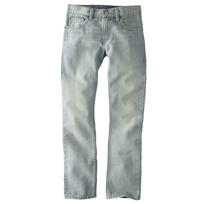 Boys 8-20 Levi's 511 Skinny Jeans, Size: 12, Light Blue