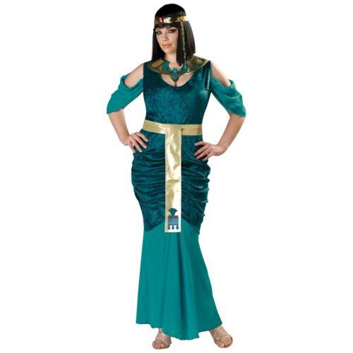 Egyptian Jewel Costume - Adult Plus