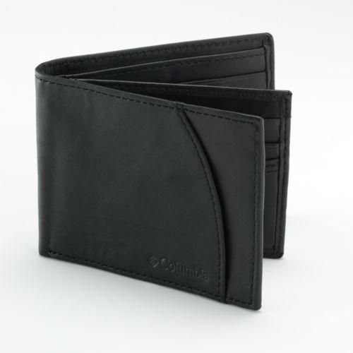 Columbia Extra Capacity Slim Wallet