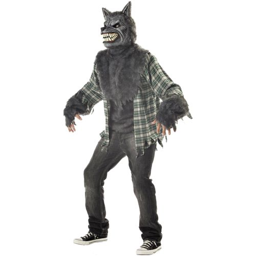 Full Moon Madness Werewolf Costume - Adult