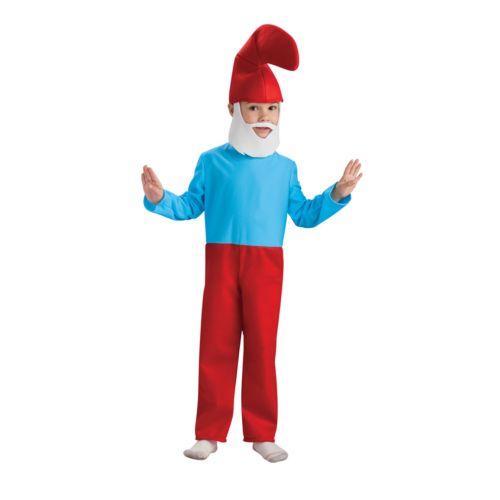 The Smurfs Papa Smurf Costume - Kids