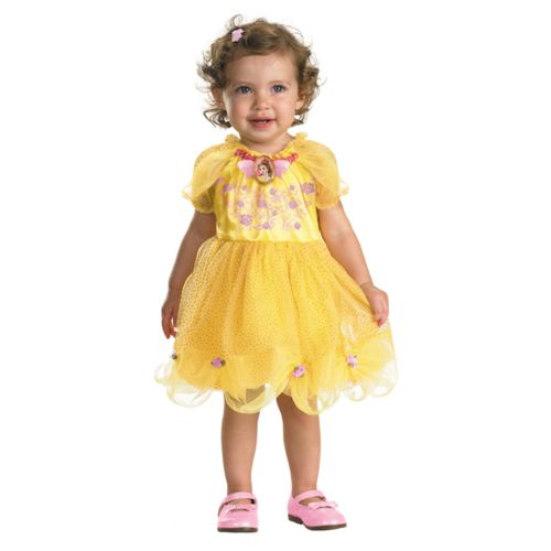 Disney Beauty and the Beast Costume - Baby