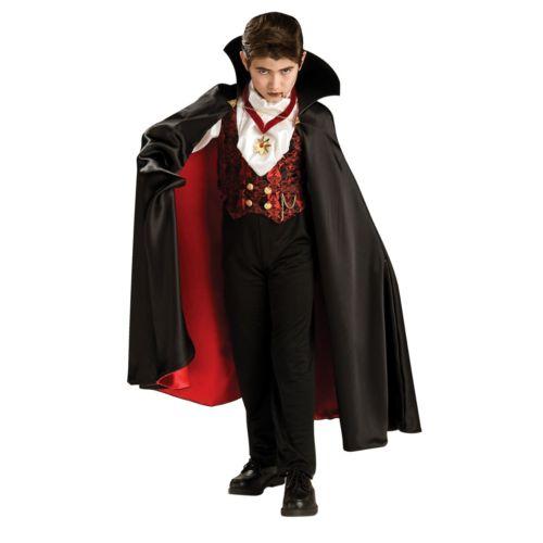 Transylvanian Vampire Costume - Kids
