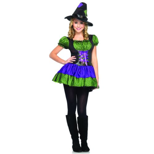 Hocus Pocus Witch Costume - Teen
