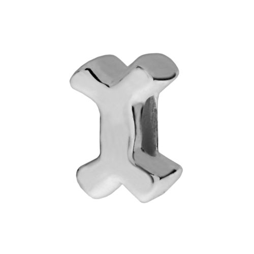 Individuality Beads Sterling Silver Bone Bead