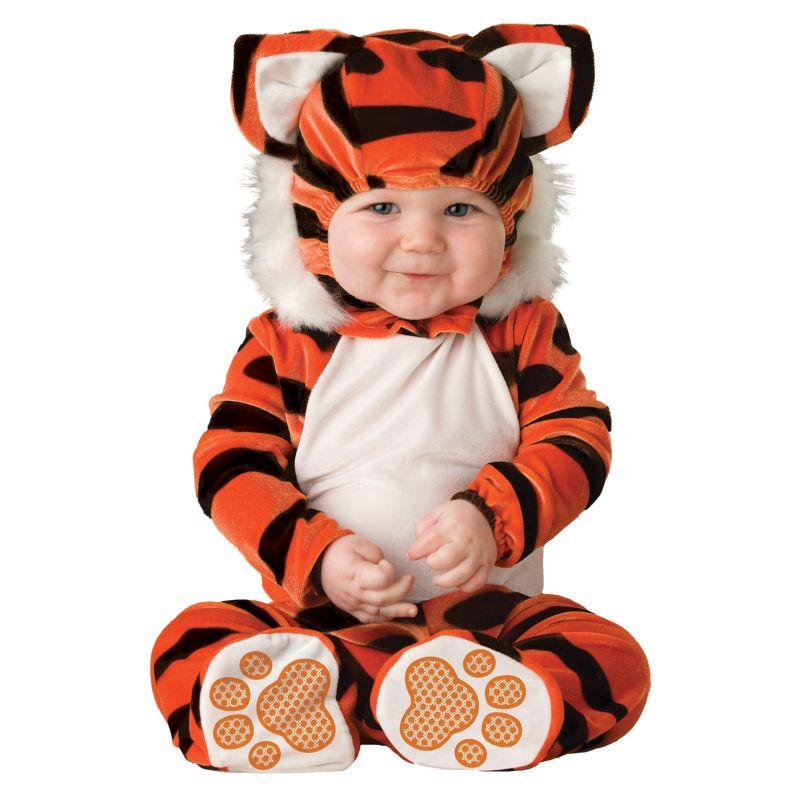 Tiger Tot Costume - Baby/Toddler (Blue)