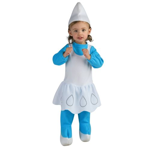 The Smurfs Smurfette Costume - Baby/Toddler