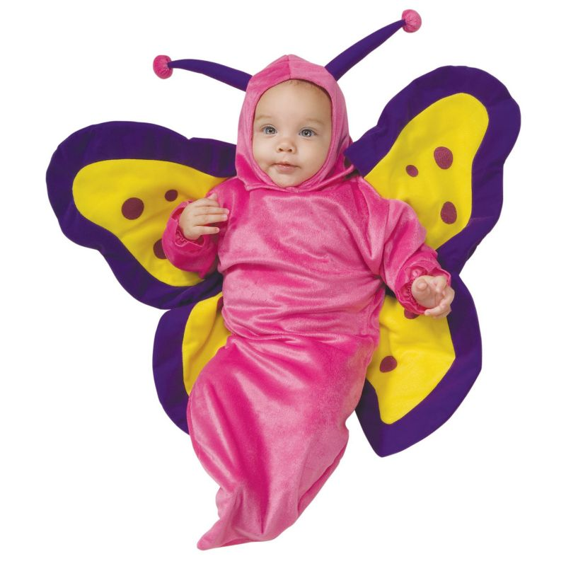 Butterfly Bunting Costume - Baby (Blue)