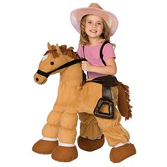Plush Pony Costume Toddlers