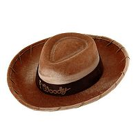 Disney Toy Story Woody Cowboy Hat - Kids