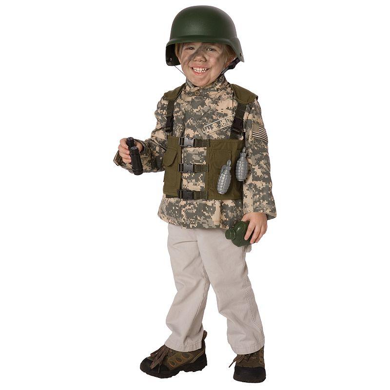 Army Ranger Costume - Kids