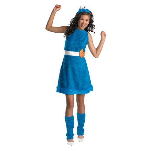 Sesame Street Cookie Monster Costume - Kids
