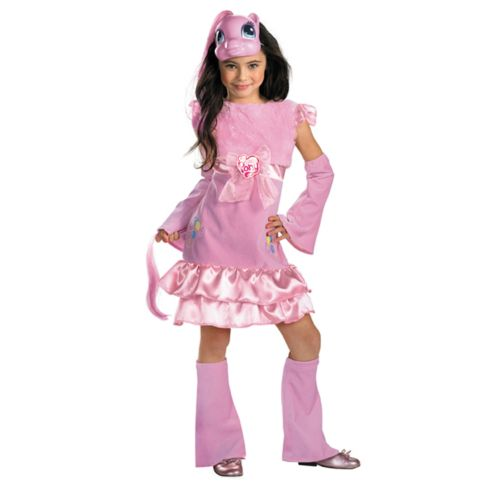My Little Pony Pinkie Pie Deluxe Costume - Toddler / Kids