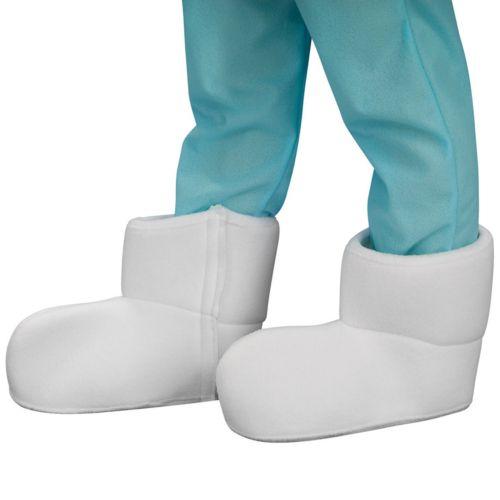 The Smurfs Costume Shoe Covers - Kids