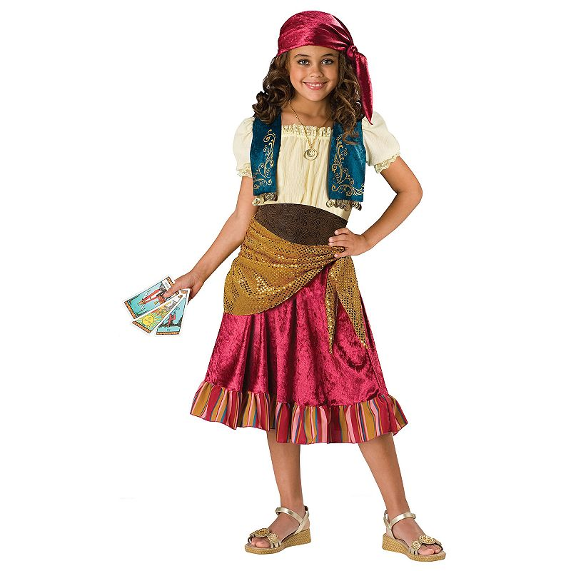 Gypsy Girl Costume - Kids