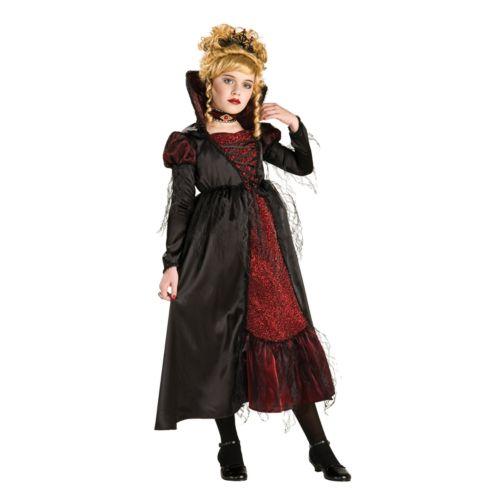 Transylvania Vampiress Costume - Kids