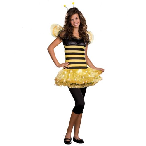 Busy Lil' Bee Light-Up Costume - Teen
