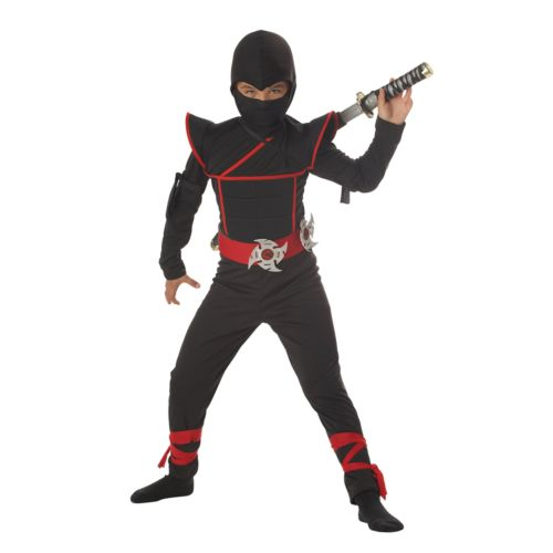 Stealth Ninja Costume - Kids