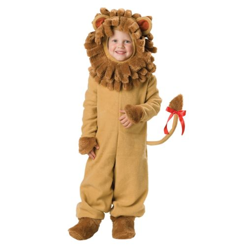 Lil' Lion Costume - Toddler/Kids